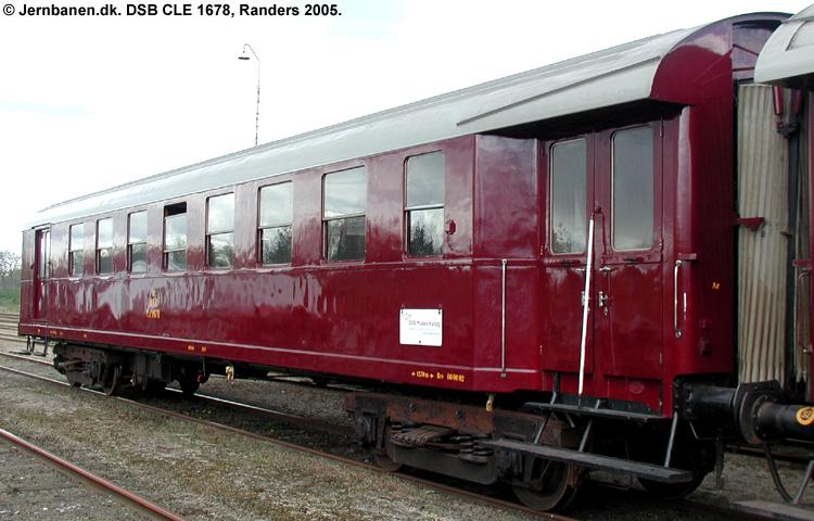 DSB CLE 1678