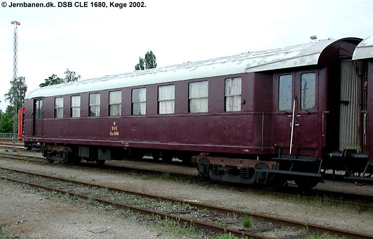 DSB CLE 1680