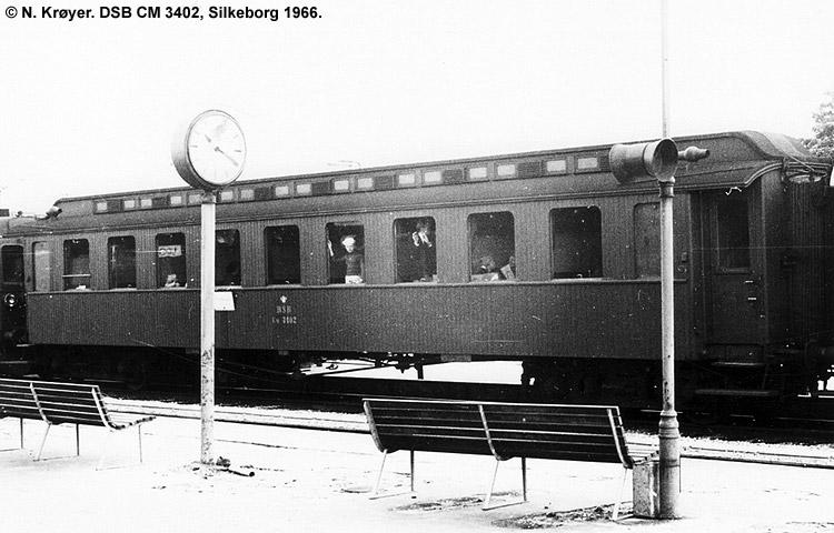 DSB CM 3402