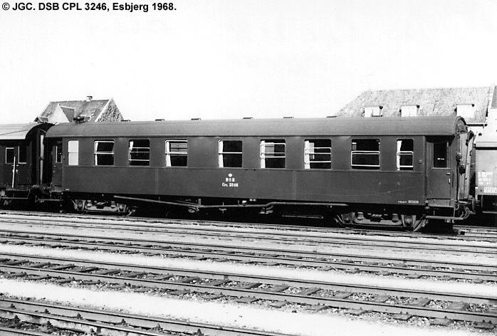 DSB CPL 3246