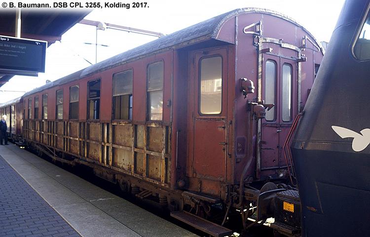 DSB CPL 3255