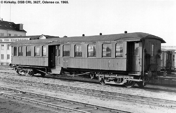 DSB CRL 3627