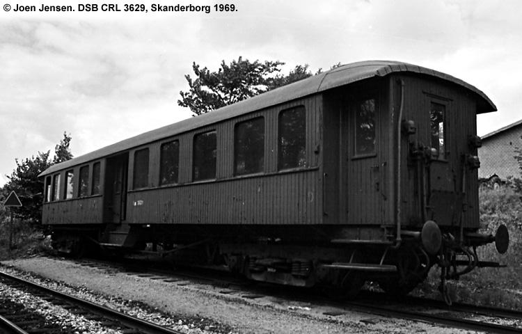DSB CRL 3629