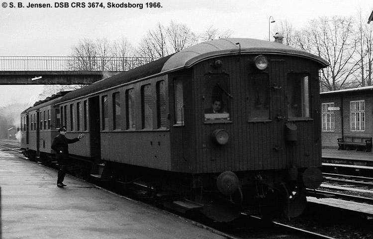 DSB CRS 3674