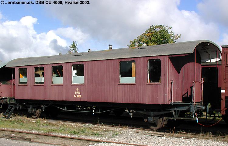 DSB CU 4009