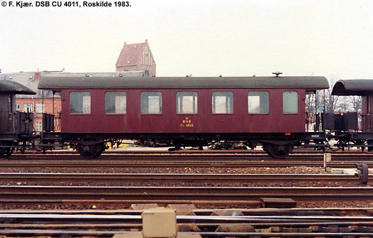 DSB CU 4011