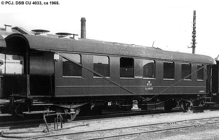 DSB CU 4033