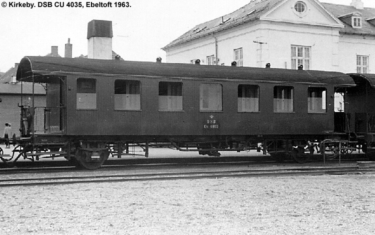 DSB CU 4035