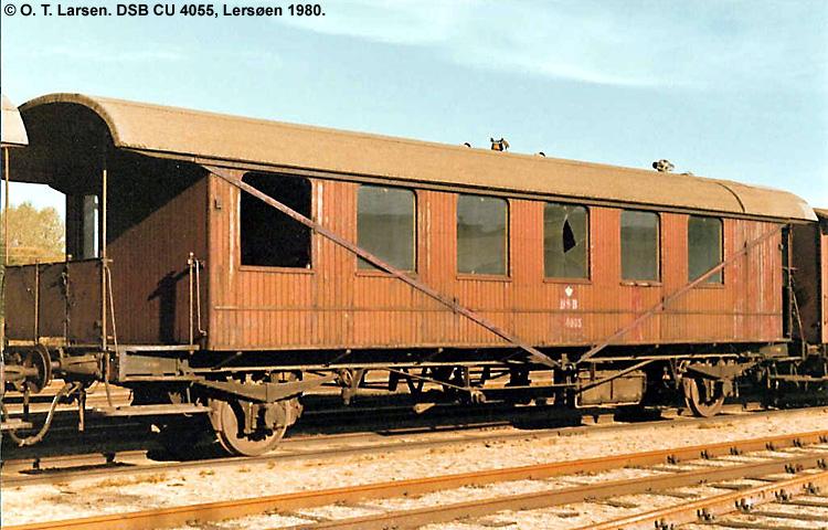 DSB CU 4055