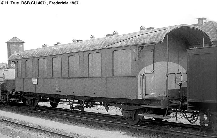 DSB CU 4071
