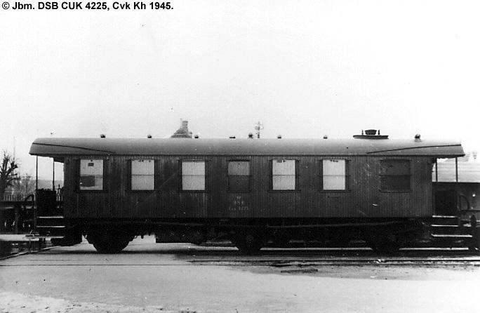 DSB CUK 4225