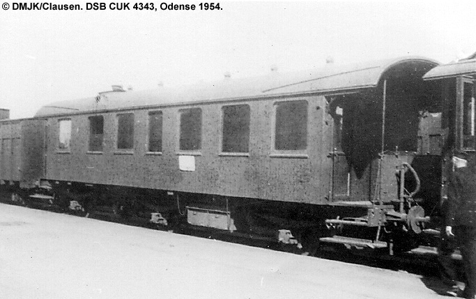 DSB CUK 4243