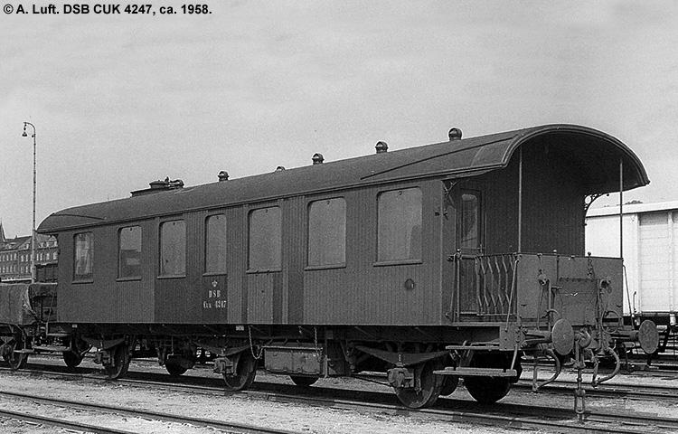 DSB CUK 4247