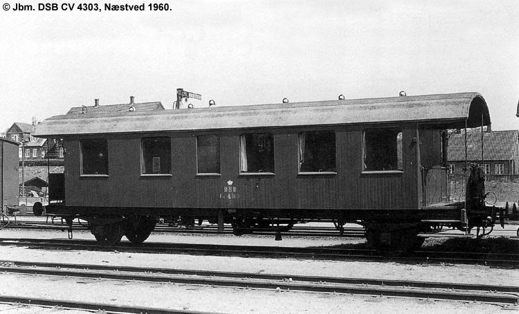 DSB CV 4303