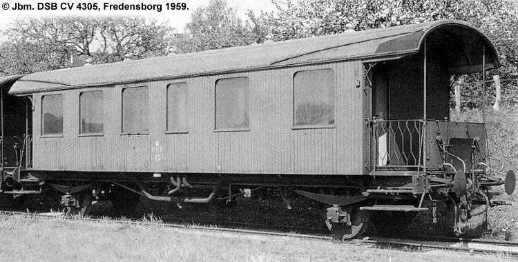 DSB CV 4305