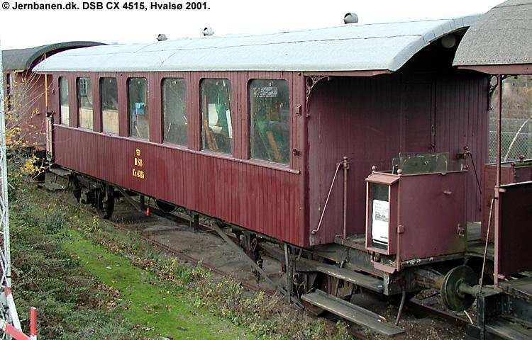 DSB CX 4515