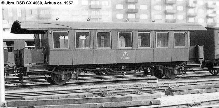 DSB CX 4560