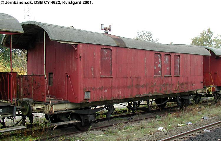 DSB CY 4622