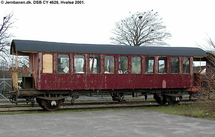 DSB CY 4626