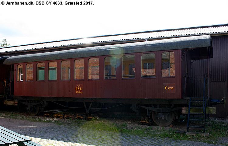 DSB CY 4633