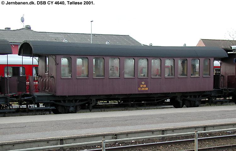 DSB CY 4640
