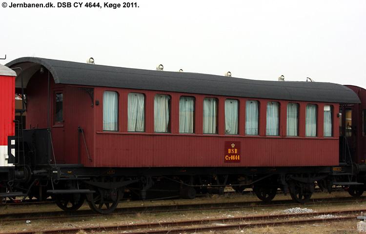 DSB CY 4644