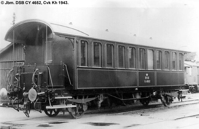 DSB CY 4652