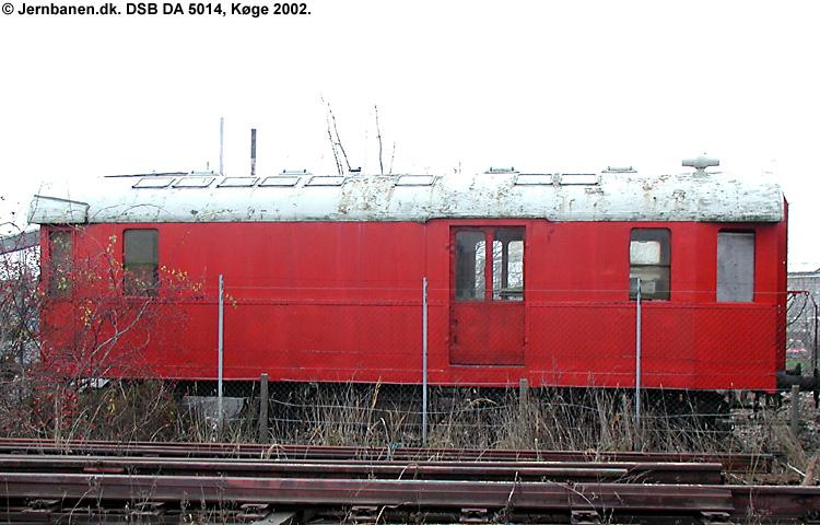 DSB DA 5014