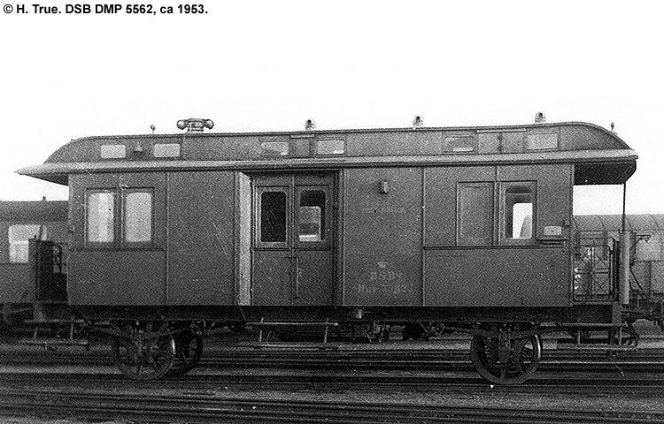 DSB DMP 5562