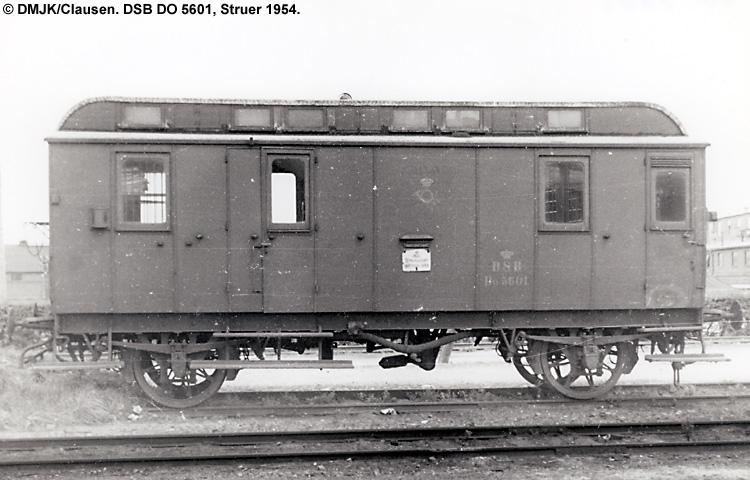 DSB DO 5601