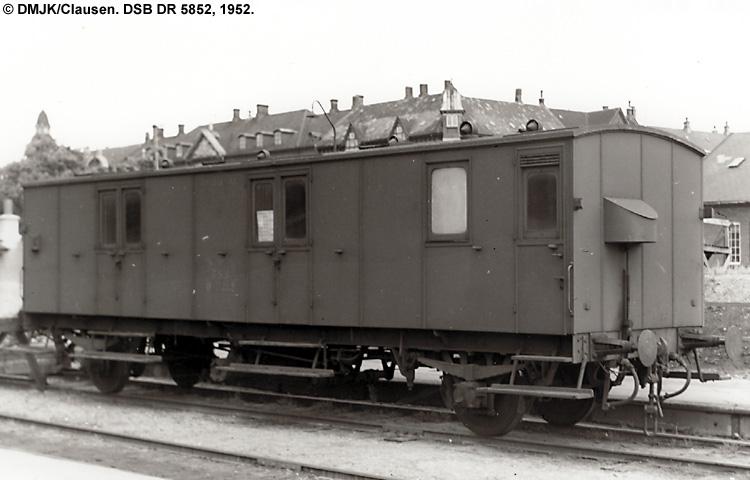 DSB DR 5852