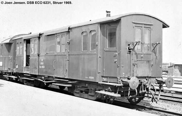 DSB ECO 6231