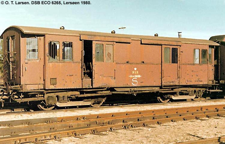 DSB ECO 6265