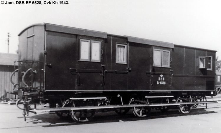 DSB EF 6528
