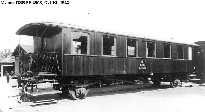 DSB FE 4908