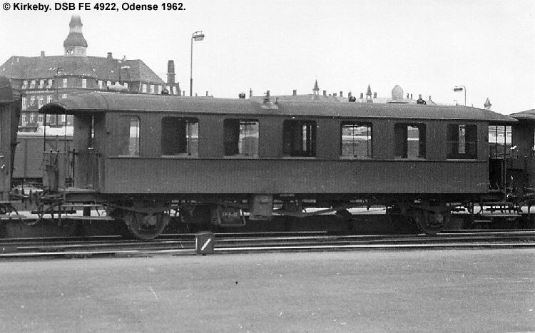 DSB FE 4922