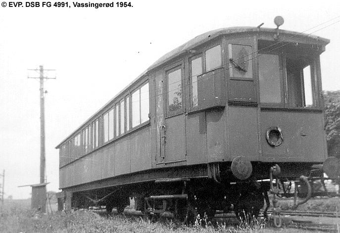 DSB FG 4991