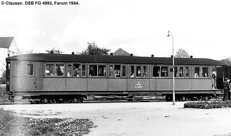 DSB FG 4992
