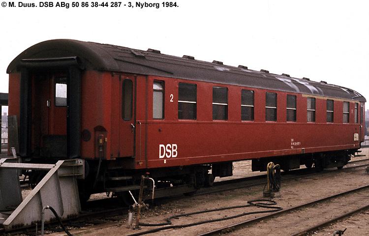 DSB ABg 287
