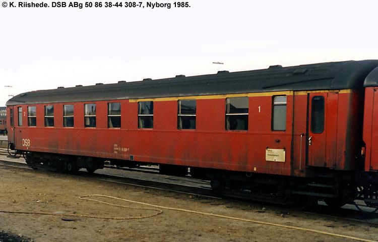 DSB ABg 308