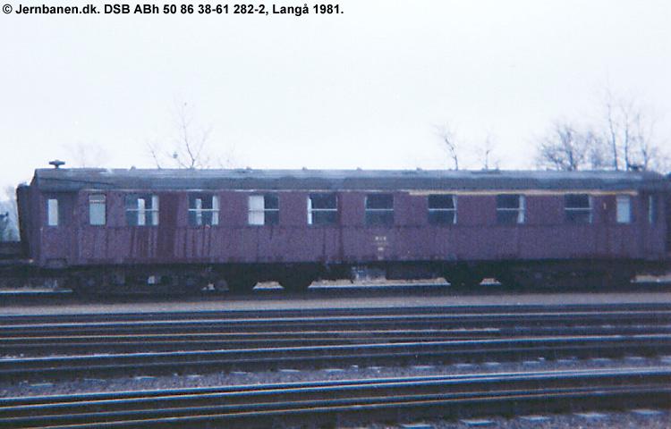 DSB ABh 282