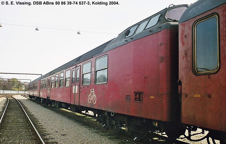 DSB ABns 537