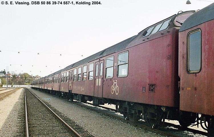DSB ABns 557