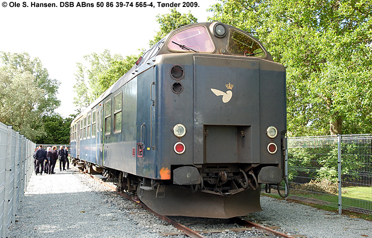 DSB ABns 565