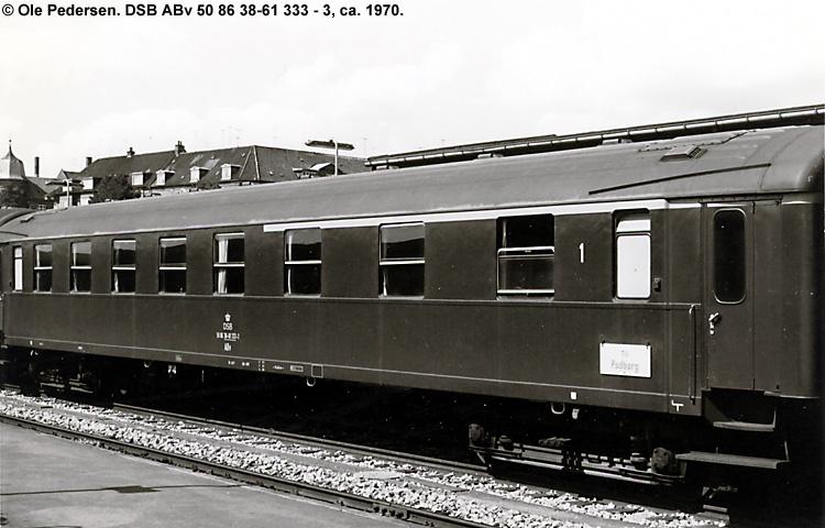 DSB ABv 333