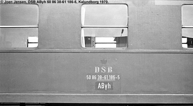 DSB AByh 186