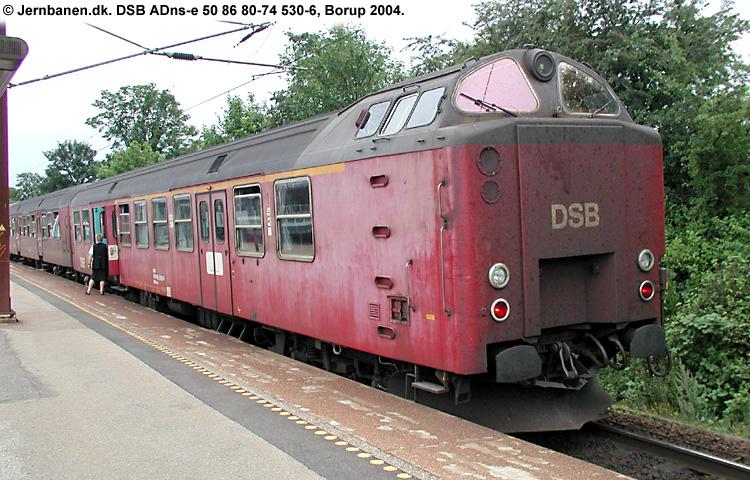 DSB ADns-e 530