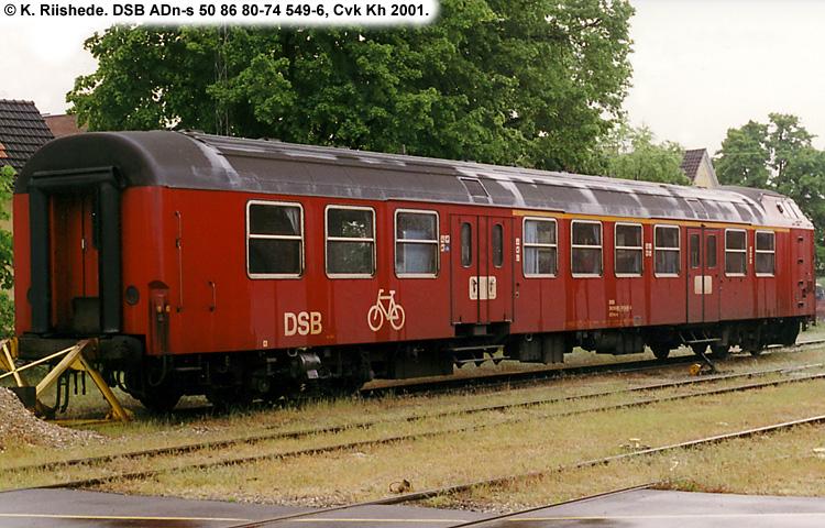 DSB ADns-e 549