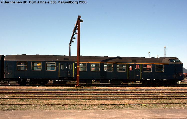 DSB ADns-e 550