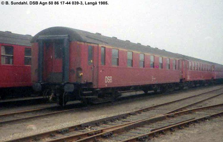 DSB Agn 039